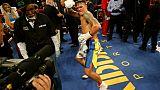 Lourds-légers: Usyk bat Gassiev et unifie les ceintures WBC, WBA, IBF et WBO