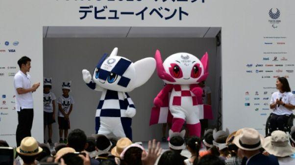 Tokyo baptise les mascottes futuristes des JO-2020