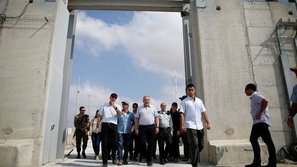 Israel to reopen Gaza terminal, extend fishing on Tuesday if quiet holds