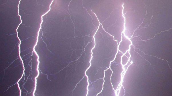 Violento temporale, disagi nel Pisano