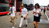Alonso speaks up for struggling McLaren team mate Vandoorne