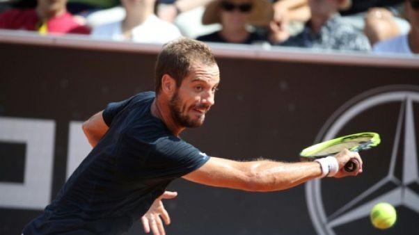Tennis: Gasquet battu par Fognini en finale du tournoi de Bastad