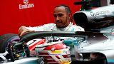 """هاميلتون يستعيد صدارة فورمولا 1 بفوز """"معجزة"""" في المانيا"""