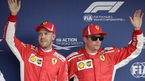 Raikkonen, Vettel? Ci sono regole chiare