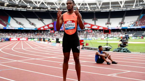 Athletics-Don't compare me to Bolt says Jamaica's latest sprint hope