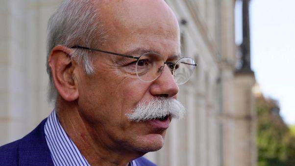 Zetsche (Daimler): Marchionne amico vero