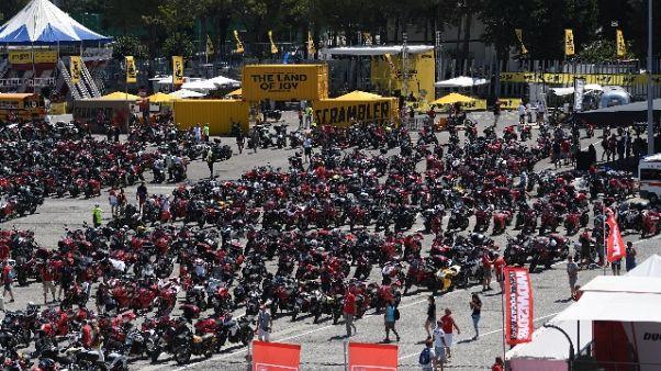 Record presenze per World Ducati Week