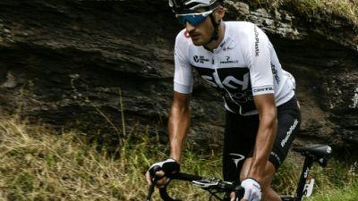 Tour de France: le mauvais coup de Moscon pour la Sky