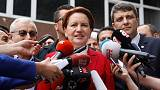 Turkey's Iyi Party opposition leader to step down