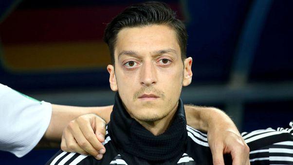 Soccer - Ozil retires from international football feeling 'unwanted'