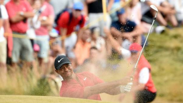 "British Open: Tiger Woods attend un appel de Serena Williams pour ""prendre du recul"""