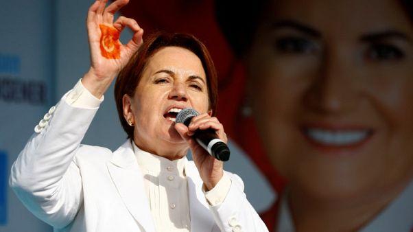 استقالة زعيمة حزب معارض في تركيا