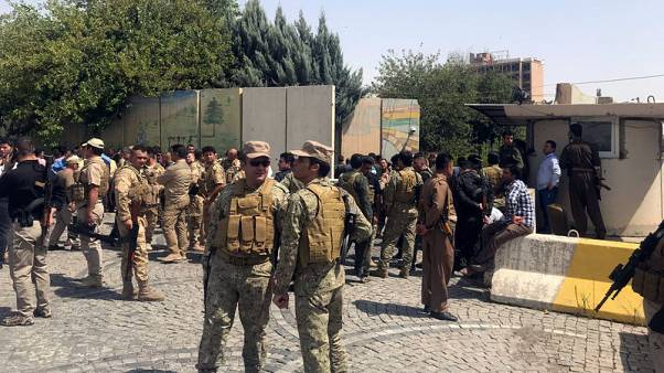 مصادر أمنية: تفجير انتحاري داخل مقر محافظة أربيل