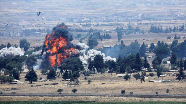 Assad advance spurs 'urgent' Russia-Israel talks on Syria buffer