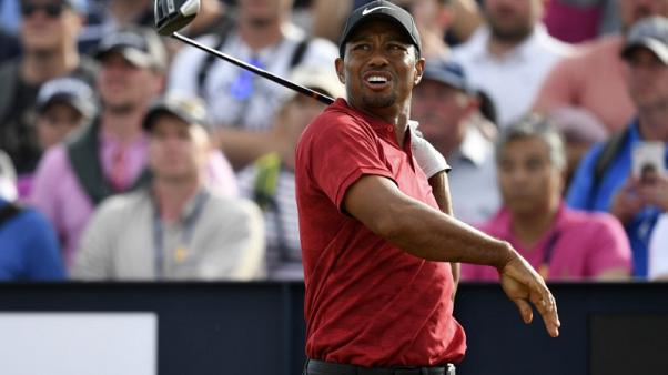 Golf - Woods's Carnoustie close call was no fluke, says Spieth
