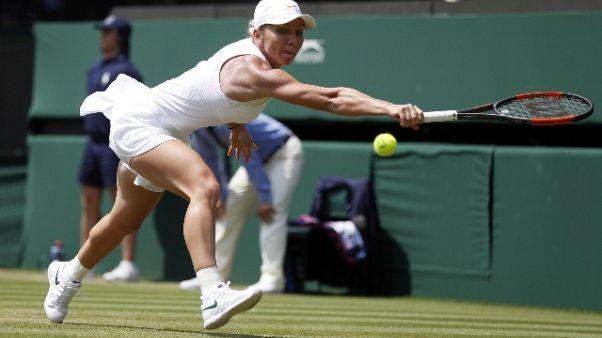 Tennis, Simona Halep n. 1 del ranking