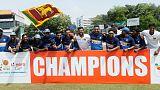 Cricket - Herath spins Sri Lanka to series sweep despite de Bruyn tonne