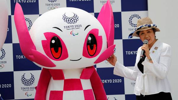 Olympics - Tokyo focuses on environment two years out from Olympics
