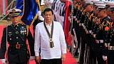 Philippines' Duterte to pursue 'relentless and chilling' war on drugs