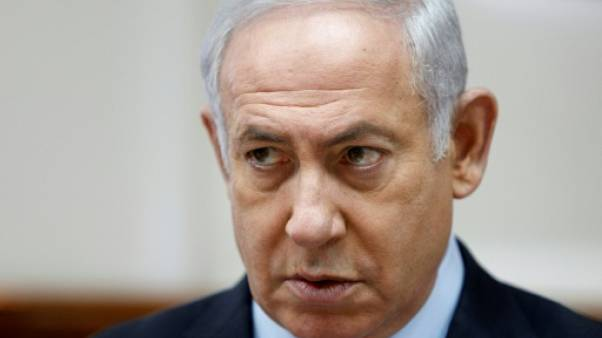 "Israël: Netanyahu loue la ""position ferme"" de Trump sur l'Iran"