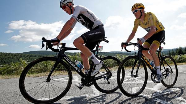 Non-aggression pact between Froome and Thomas will not be broken, Team Sky say