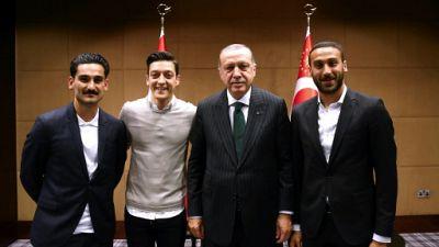 Allemagne: cinq moments clés de l'affaire Özil