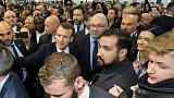 France's Macron faces fresh pressure over failure to sanction bodyguard