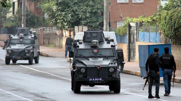 تركيا تلقي القبض على 43 شخصا تعتقد أنهم من أعضاء الدولة الإسلامية