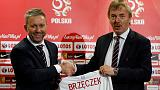 New Poland coach to keep Lewandowski as captain and blood youngsters