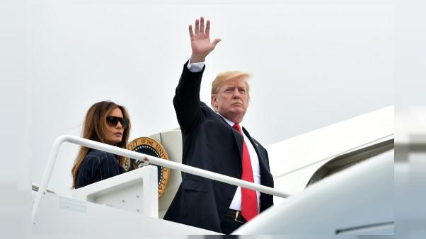 """Trump affirme n'avoir """"rien lâché"""" face à Poutine"""