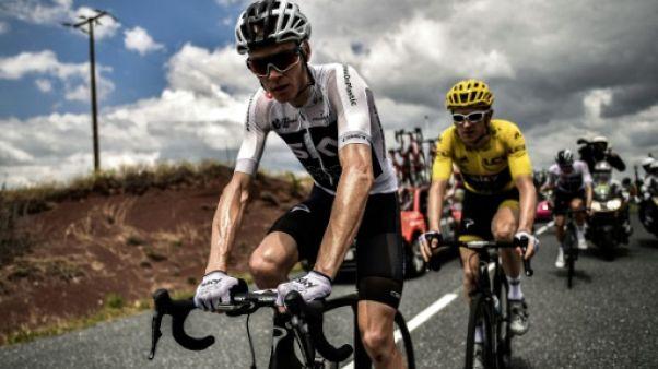 Tour de France: Froome/Thomas, un duo mais pas de duel