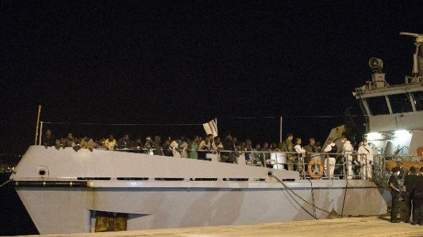 Migranti:intesa Anac-Viminale su appalti