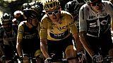 Tour de France: à l'attaque des Pyrénées dès mardi