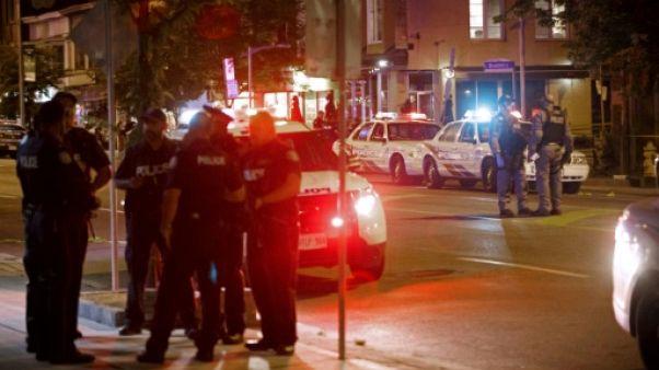 Le Canada débat du contrôle des armes à feu après une fusillade