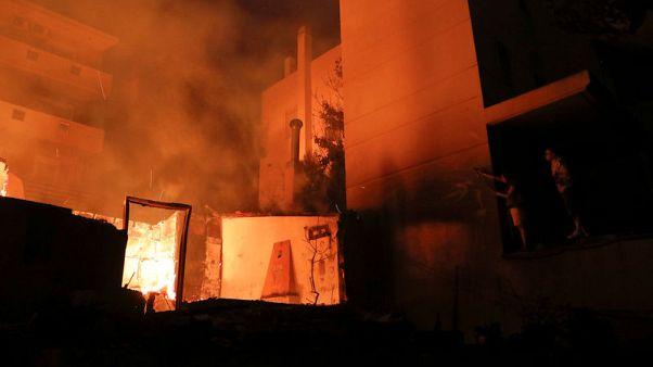 متحدث حكومي: تأكد وفاة أكثر من 20 بسبب حرائق الغابات في اليونان