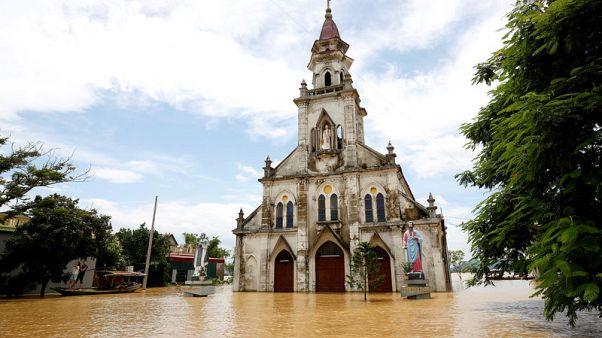 Vietnam flood death toll rises to 27, more rain forecast