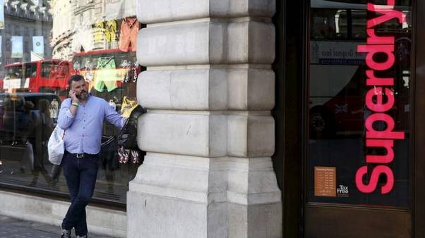 Superdry founder Dunkerton sells 6.7 percent stake