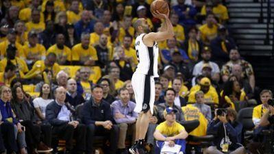 NBA: Tony Parker officiellement joueur des Charlotte Hornets