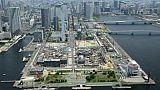 Tokyo-2020: à deux ans jour pour jour, les travaux avancent, la chaleur inquiète