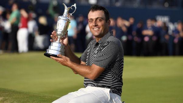Golf: European Point List, Molinari 1/o
