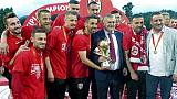 Pari mortel pour Skenderbeu, plus grand club de foot albanais