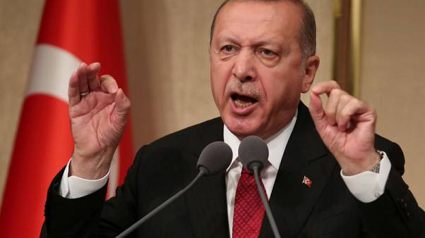 إردوغان: سنواصل العمليات على الحدود إلى أن نقضي على كل التهديدات