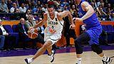 Basket: Villeurbanne recrute l'international lituanien Mantas Kalnietis