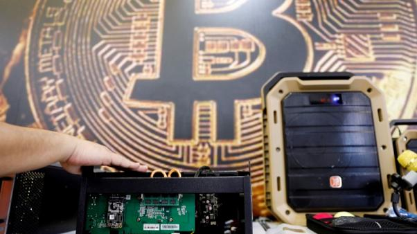 Bitcoin surpasses $8,000 to hit two-month high