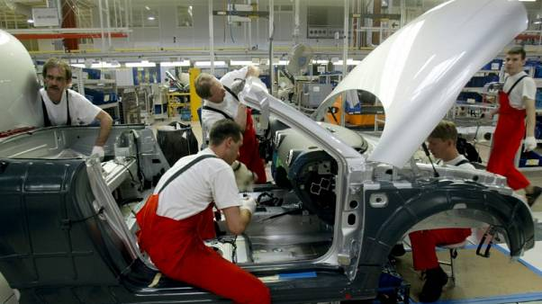 Audi launches serial production of electric engines at Hungarian plant