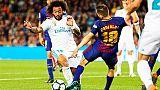 Liga: Barcellona-Real Madrid il 28/10