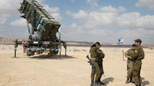 Israël a visé un avion de guerre syrien dans l'espace aérien de la Syrie selon Damas