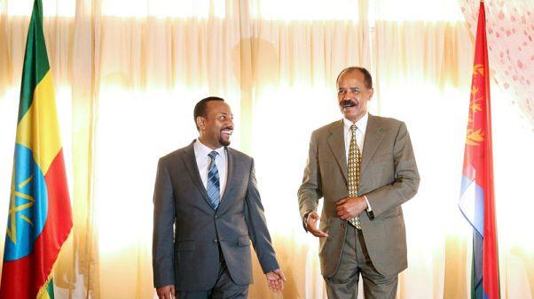 الإمارات ترحب بالتقارب بين زعيمي إثيوبيا وإريتريا