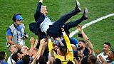 """Trophées Fifa 2018: Deschamps et Zidane nommés dans la catégorie """"meilleur entraîneur"""""""