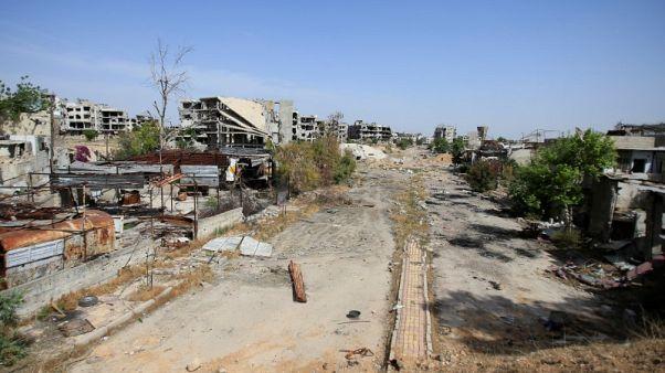 الأمم المتحدة تقول لن تشرف على توزيع مساعدات فرنسية بالغوطة السورية